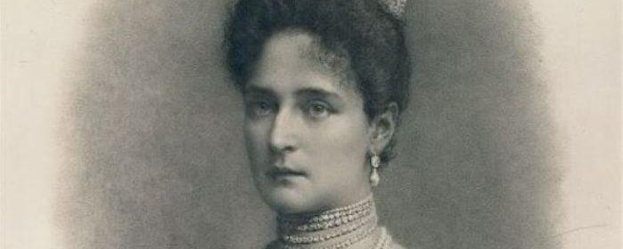 Alexandra Feodorovna style 14