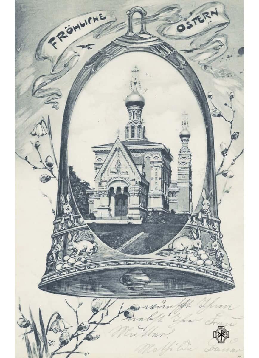 postkarten Ostern